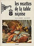 Les recettes de la table niçoise - Réalisations artistiques et prises de vue par Alice BOMMER.