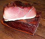 Schwarzwald Metzgerei - Original Schwarzwälder Schinken mit einmalig rauchigen, leicht salzigen Geschmack, von Hand gewürzt - in verschiedenen Mengen