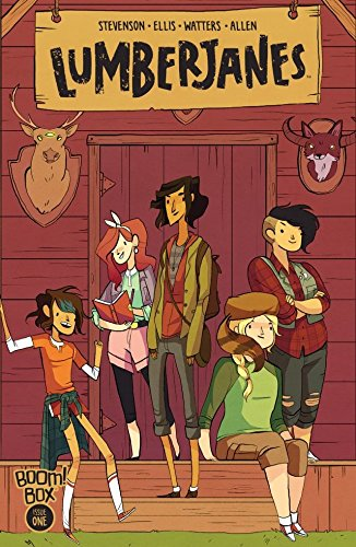 Lumberjanes #1 (of 8) by [Stevenson, Noelle, Ellis, Grace]
