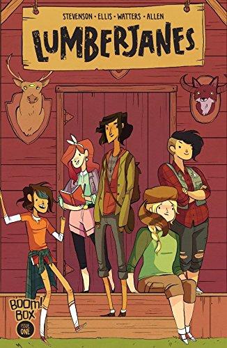 Lumberjanes #1 (of 8) by [Stevenson, Noelle, Ellis, Grace]