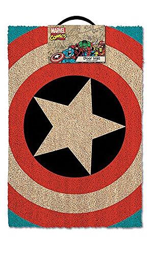 Felpudos Cómics Captain America