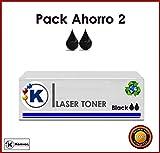 Best Imprimantes Lexmark économiques - Konver Toner recyclé lexmark e232, 24016SE, pack économique Review