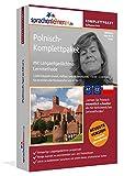 Polnisch-Komplettpaket: Lernstufen A1 bis C2. Fließend Polnisch lernen mit der Langzeitgedächtnis-Lernmethode. Sprachkurs-Software auf DVD für Windows/Linux/Mac OS X