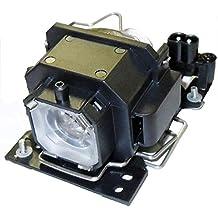 HFY marbull lámpara de repuesto w/vivienda DT00781Para HITACHI CP-RX70CP-X1CP-X2CP-X253HCP-60X HCP-70X HCP-75X HCP-76X ED-X20ED-X22MP-J1EF CP-X4cp-x4wf CP-X4W Proyector