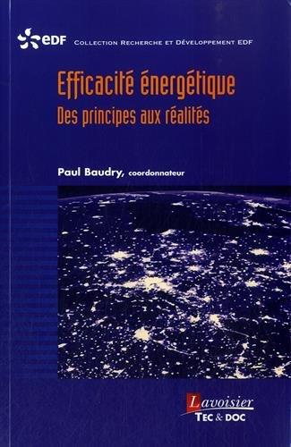 Efficacité énergétique : Des principes aux réalités