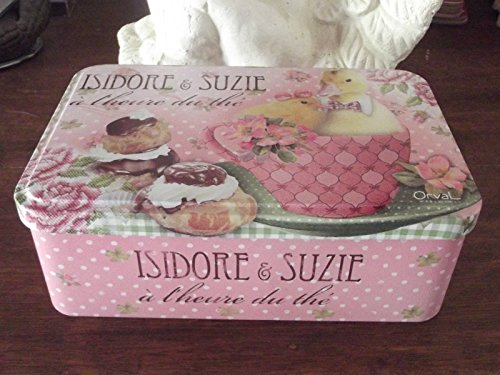 Orval Boite a Sucre «Isidore et Suzie »