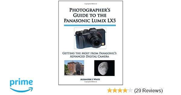 photographer s guide to the panasonic lumix lx5 getting the most rh amazon co uk Marcum LX5 Craigslist Marcum LX5 Craigslist