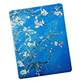 "Tradico® Protective Smart Case Cover for Kobo Aura H2O Edition2 6.8"" E-Reading Flower"