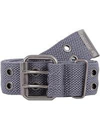 Original 2stoned Nietengürtel 4cm mit matter Schnalle oder Dornschließe in verschiedenen Farben und Längen