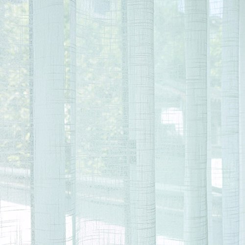 Qpggp tende tenda per giardino americano tenda per tende da caffè tenda per tende camera da letto soggiorno balcone al soffitto, a-300 x 270 cm (l x p) × 2