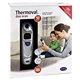 THERMOVAL duo scan Fieberthermometer f.Ohr+Stirn 1 St