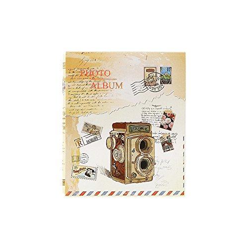 Jia Hu - Álbum de fotos para familia (1 unidad), diseño vintage