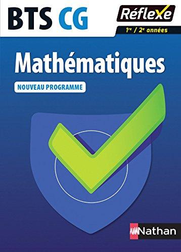 Mathmatiques - BTS CG