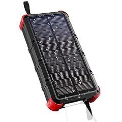 OUTXE Solar Powerbank Test