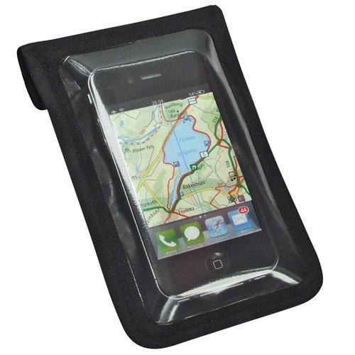 klickfix-custodia-per-smartphone-duratex-s-per-smartphones-max-7-12-cm-nero-schwarz-schwarz-taglia-u