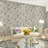 Dae Einfache Tapete, Wasserdichte Tapeten-Muster-Gute Qualitätselegantes, Schlafzimmer-Ausgangsraum-Badezimmer-Küche, 10M * 0.53M (Farbe : 4)