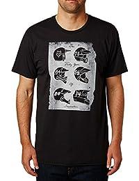 Fox Tee Shirt Dusty Noir