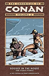 Chronicles of Conan vol. 2: Rogue in the house and other stories