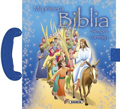 Mi primera Biblia siempre conmigo (Bliblia maleta) por Susaeta Ediciones S A