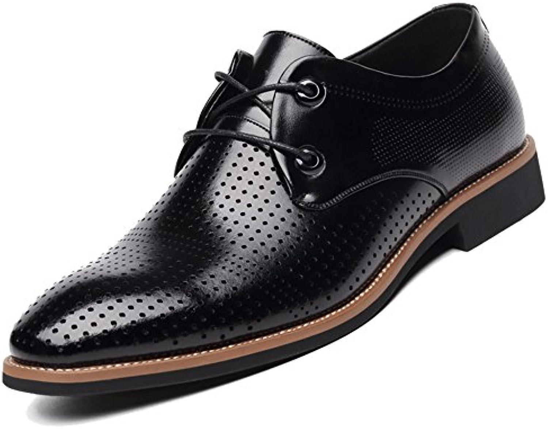GTYMFH Herrenschuhe England Business Schuhe Spitz Herren Freizeitschuhe