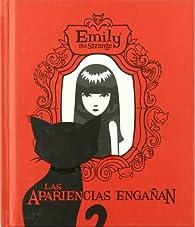 EMILY THE STRANGE 4. LAS APARIENCIAS ENGAÑAN par Roger Reger