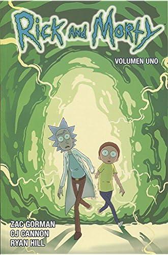Rick y Morty 1.
