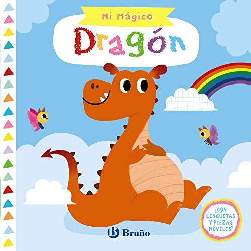 Mi mágico dragón (Castellano - A Partir De 0 Años - Proyecto De 0 A 3 Años - Libros Manipulativos)