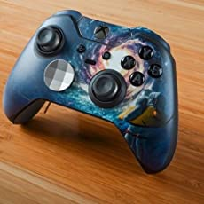 GADGETS WRAP Xbox One S Controller Space Astronaut Surf Printed Skin