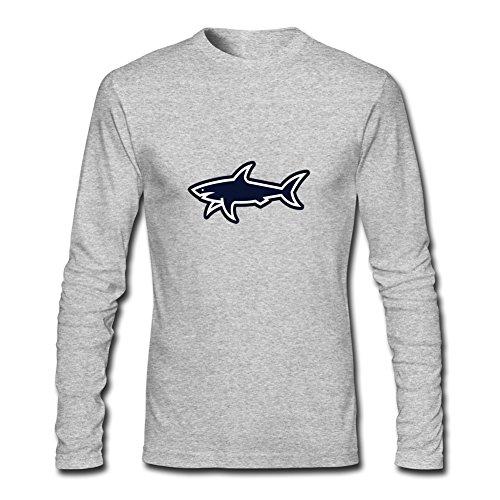 fashion-paul-shark-long-sleeve-tops-t-shirts-maglia-a-manica-lunga-uomo-gray-large