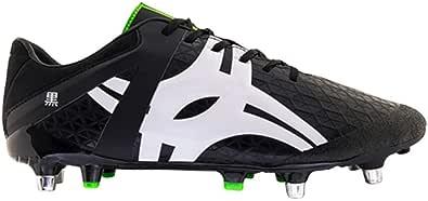 Gilbert Kuro Pro L1 6 Stud Rugby Boots - Black
