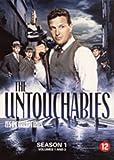 Les incorruptibles: L'intégrale de la saison 1 - Coffret 8 DVD [Import belge]