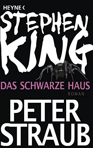 Buchseite und Rezensionen zu 'Das schwarze Haus' von Stephen King