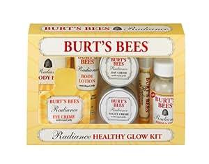 Burt's Bees - 84741-11 -  Coffret Cadeau Radiance Soin du Corps - Crèmes et Baumes