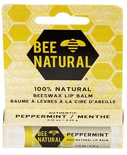 Bee Natural Lippenbalsam - Peppermint 12er Pack -