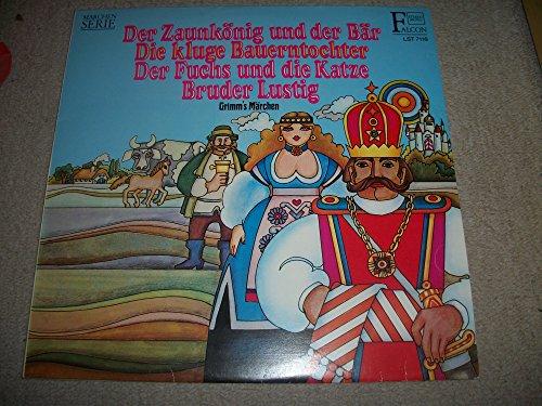 Vinyl LP: Der Zaunkönig und der Bär,Die kluge Bauerntochter / Falcon (Kluge Bär)