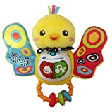 VTech Baby – Singing Birdie Rattle – Mon Hochet PIOU-PIOU Version Anglaise