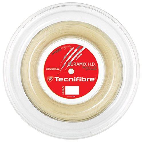 Tecnifibre Dura Mix HD String Reel-Creme, 1,3mm/200m