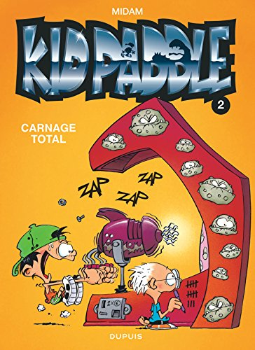 Kid Paddle, tome 2 : Carnage total