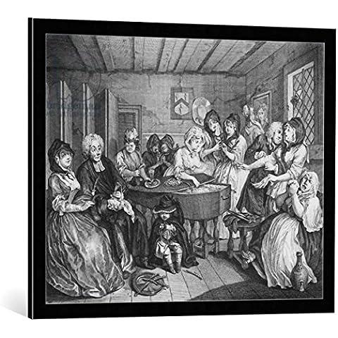 Quadro con cornice: William Hogarth