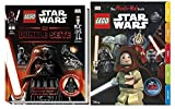 LEGO Star Wars Set Star Wars Die Dunkle Seite: Entdecke die Dunkle Seite der Macht - Wenn Du Dich traust! + Das Mach-Malbuch Star Wars