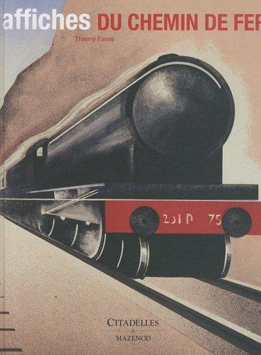 Affiches de chemin de fer