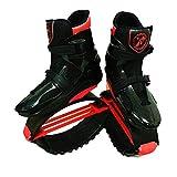 gengyouyuan Zapatos elásticos, Zapatos de Rebote, Gorila Espacial, Zapatos de Rebote para niños,...