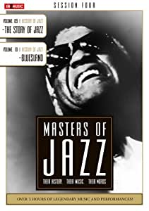 Masters Of Jazz: Session 4 - A History Of Jazz [DVD]