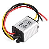 Droking DC-DC Step-Down-Spannungswandler Waterproof Power Adapter 12V auf 6V Buck Converter Modul-Volt-Regler für Auto-Stromversorgung Audio LED-Displays