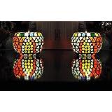 Home Decorative Votive Tea Light Candle Holder 3 Inches/Tealight Holder Set - B075TBJJMH
