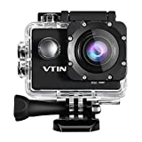 Action Camera, VicTsing Waterproof Camera 1080P 12MP Sport...