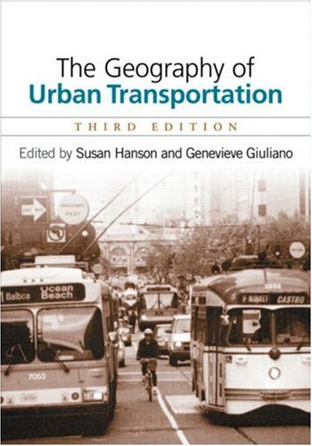 Red Gopala Download The Geography Of Urban Transportation Pdf