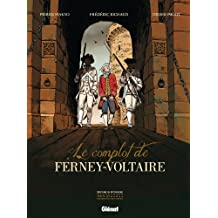 Le complot de Ferney-Voltaire (Caractère) (French Edition)
