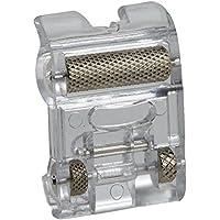 Alfa Prensatelas con ruedas para materiales elásticos y gruesos, accesorio para máquina de coser,