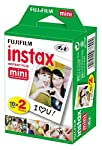 Fujifilm Instax Mini Picture Format Film (20 SHOTS)    Polaroid Camera Film   Fujifilm brings to you Instax mini picture format films that have been designed specifically for the Instax mini-series Polaroid cameras. You can get better results using ...